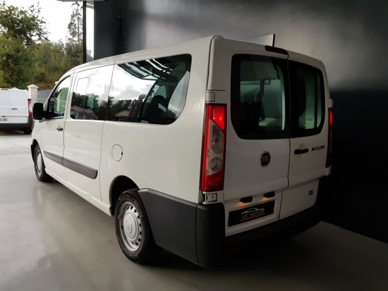FIAT SCUDO 2.0 JTD 130CV 9 PLAZAS 2.0 JTD 130CV 9 PLAZAS