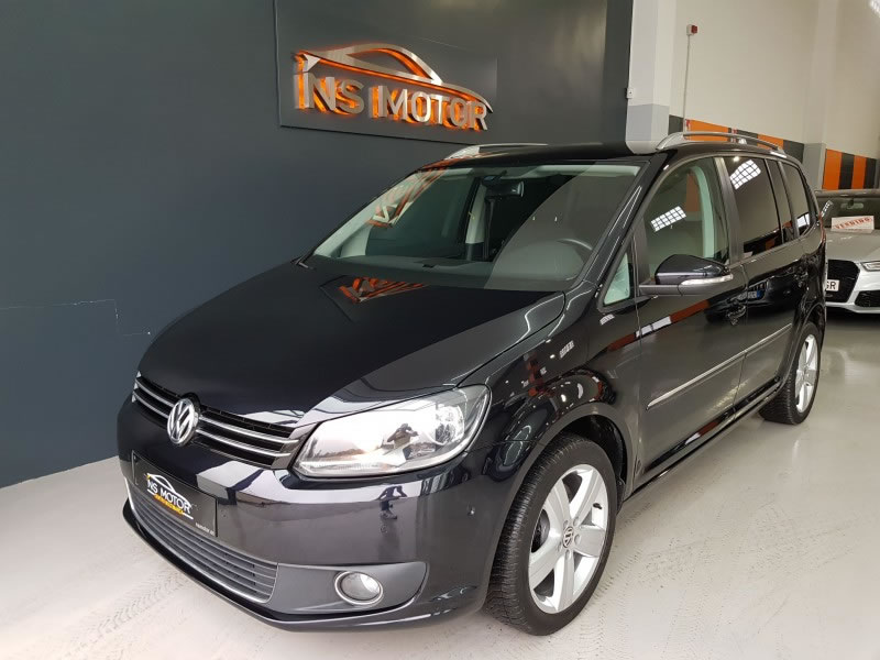 VOLKSWAGEN TOURAN 2.0 TDI 140 HIGHLINE 7 PLAZAS