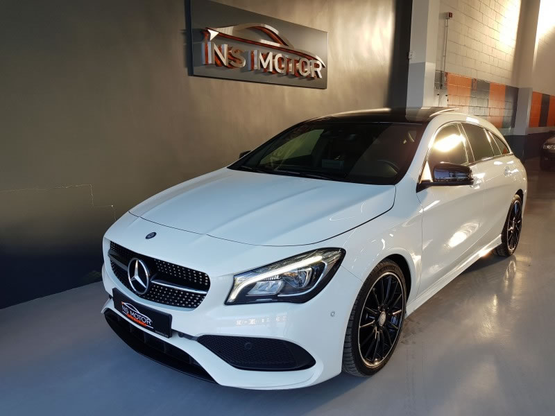 MERCEDES-BENZ CLA CLA 200 CDI 136CV  7G  SHOOTING BRAKE AMG FULL