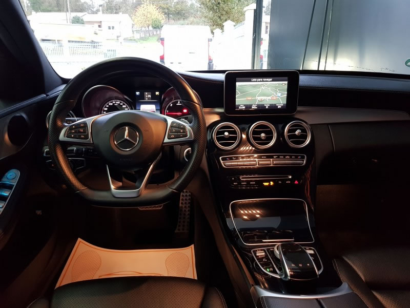 MERCEDES-BENZ CLASE C STATE 250 CDI 204CV AMG INT/EXT 7G