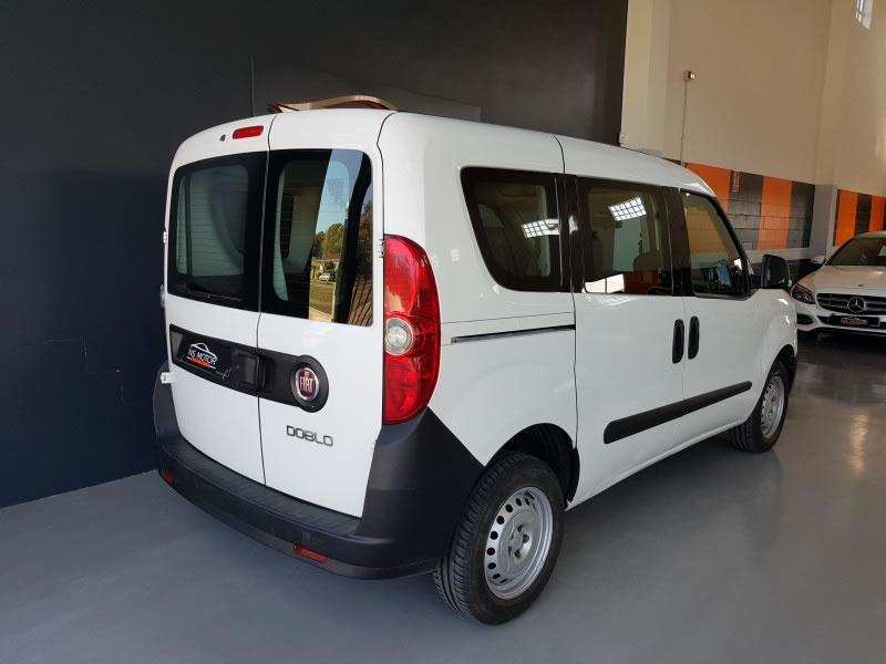 FIAT DOBLO PLAZAS 1.3 JTD 90CV DOBLE PUERTA LATERAL