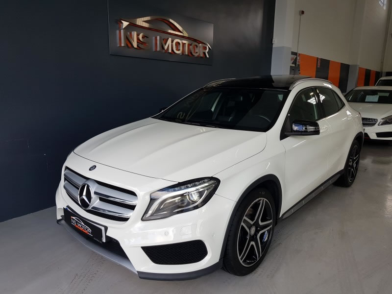 MERCEDES-BENZ GLA 220 CDI 170CV 7 4MATIC AMG FULL