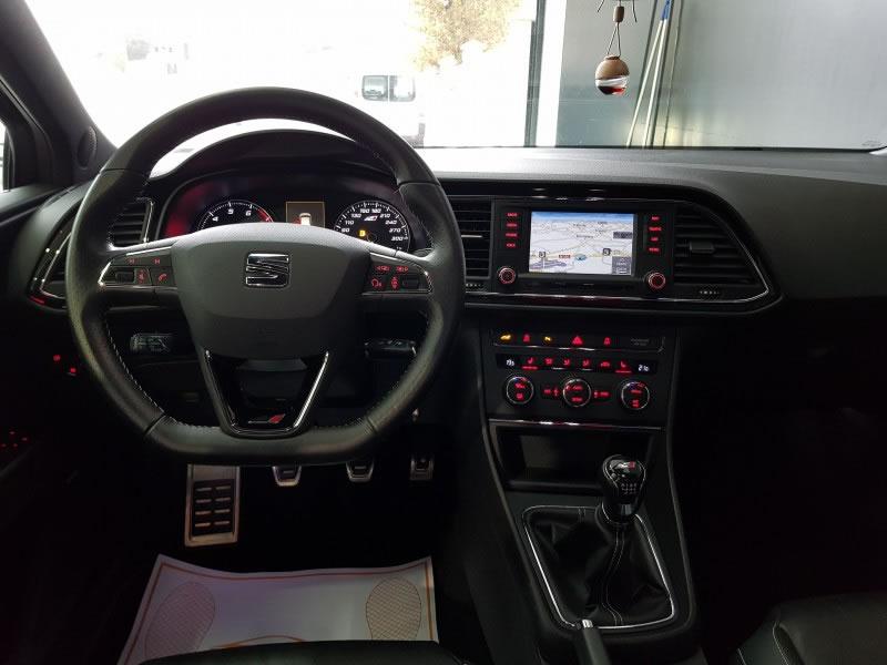 SEAT LEON 5F 2.0 TSI 280CV CUPRA