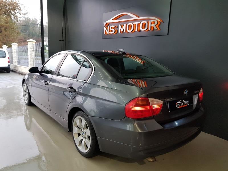 BMW 320D E90 163CV
