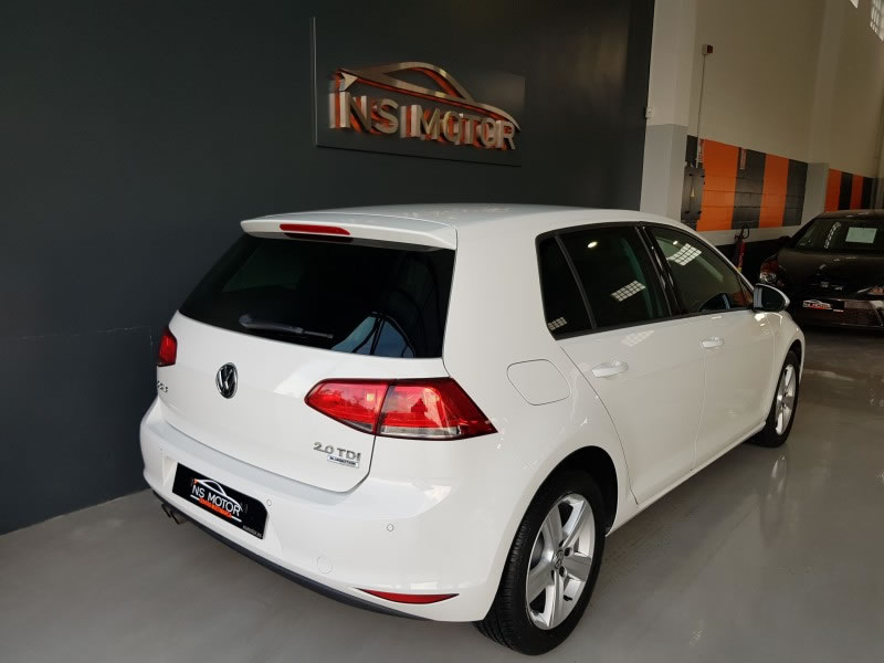 VOLKSWAGEN GOLF VII 2.0 TDI 150CV ADVANCE