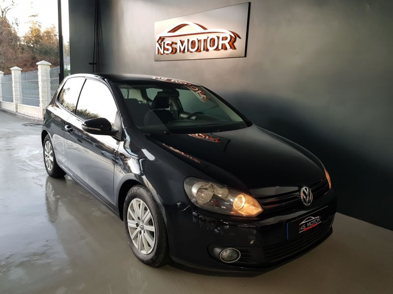 VOLKSWAGEN GOLF VI 2.0 TDI 110CV ADVANCE