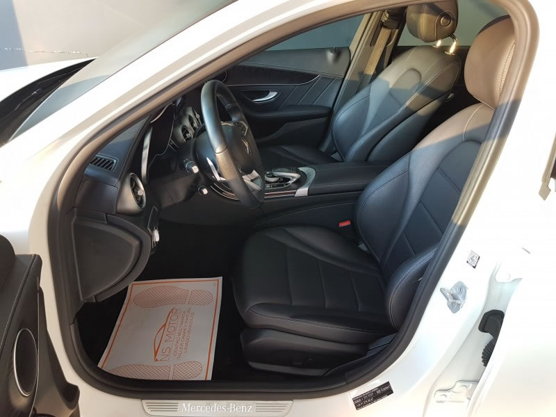 MERCEDES-BENZ CLASE C 220CDI 170CV 7G AMG INT Y EXT