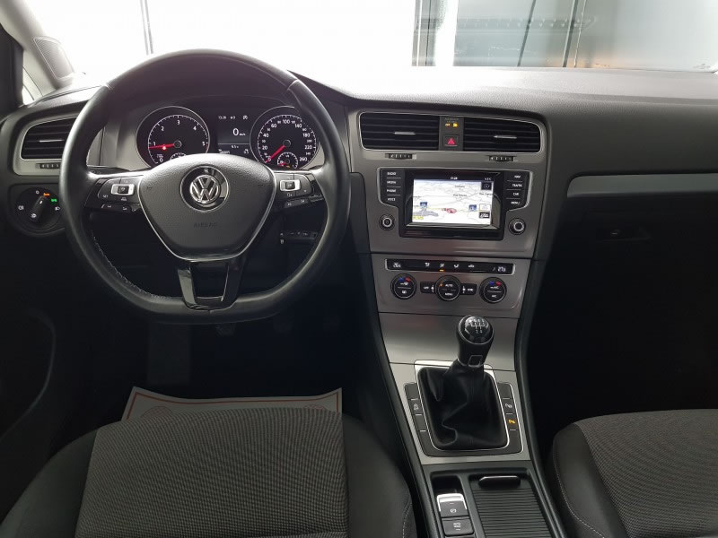 VOLKSWAGEN GOLF VII 1.6 TDI 90CV ADVANCE