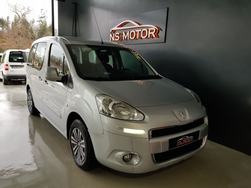 PEUGEOT PARTNER 1.6 HDI 90CV TEPEE ACTIVE DOBLE PUERTA