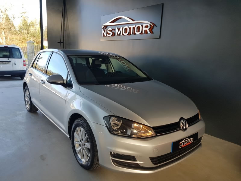 VOLKSWAGEN GOLF VII 1.6 TDI 105CV ADVANCE BMT