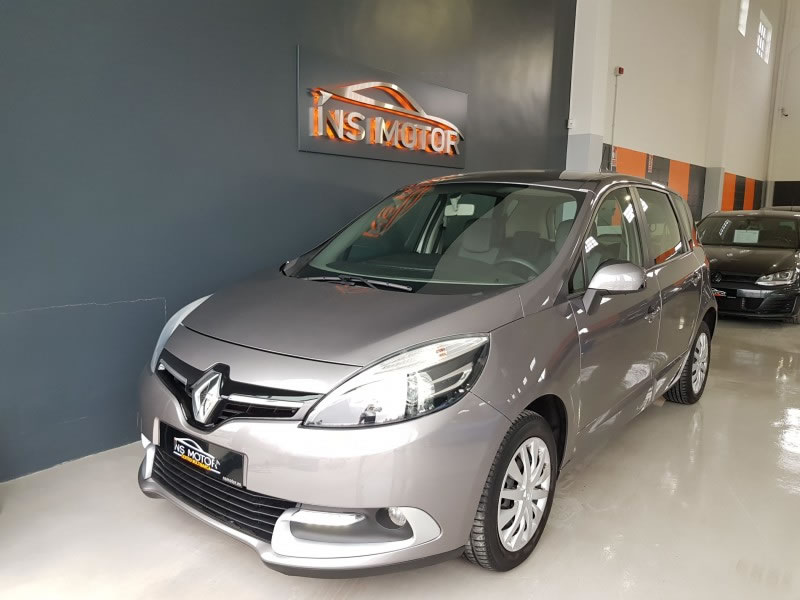 RENAULT SCENIC SELECTION ENERGY 1.5 DCI 110
