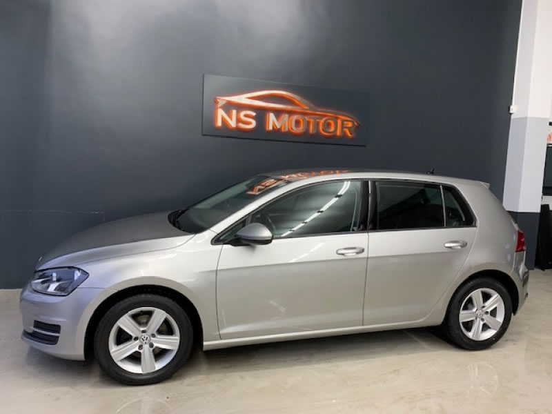 VOLKSWAGEN GOLF VII 2.0 TDI 150CV DSG BMT ADVANCE