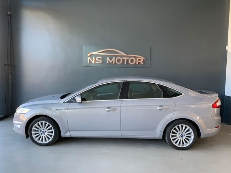 FORD MONDEO 1.6 TDCI 115CV 6 VEL ECOnetic