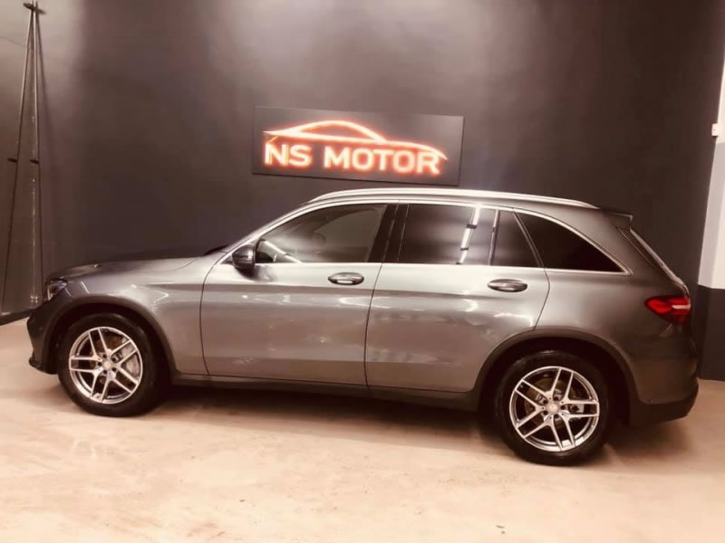 MERCEDES-BENZ GLC 220D 170CV 9G 4 MATIC AMG INT Y EXT