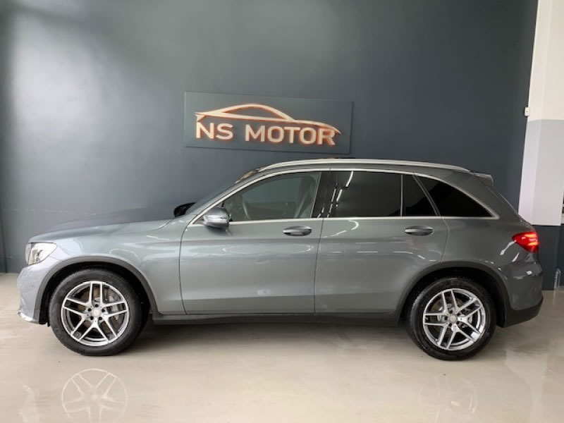 MERCEDES-BENZ GLC 250D 204CV 9G 4 MATIC AMG INT Y EXT