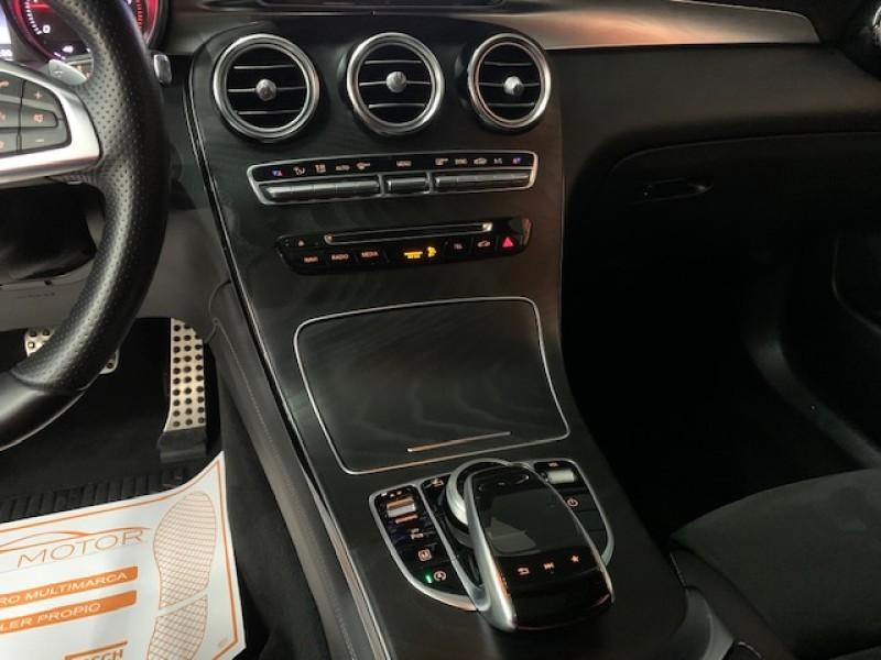 MERCEDES-BENZ GLC 220D 170CV 9G 4 MATIC AMG INT Y EXT