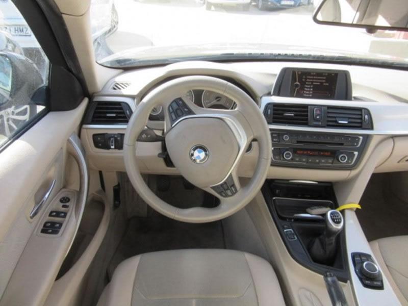 BMW NUEVO SERIE 3 320 D FULL