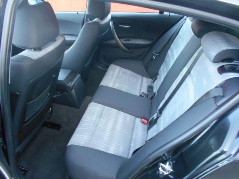 BMW SERIE 1  118D