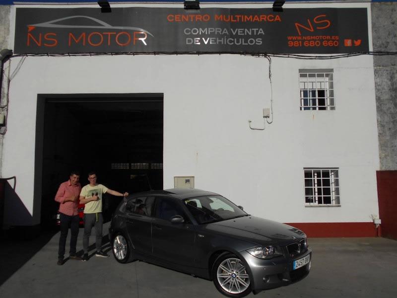 BMW SERIE 1 120D PACK M NAVI XENON FULL