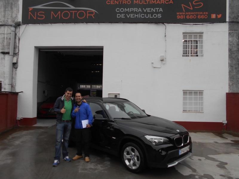 BMW X1 118D NAVI