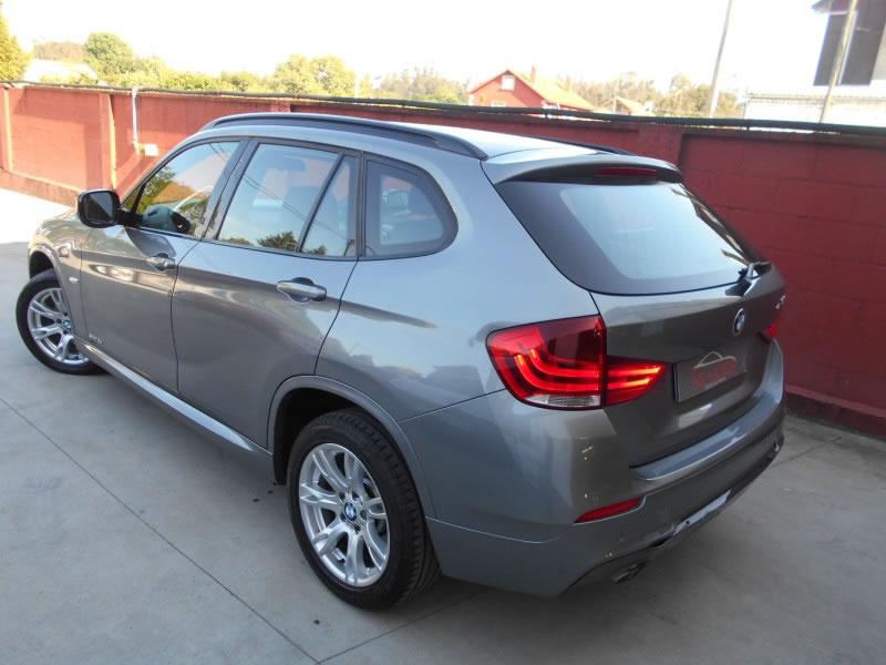 BMW X1 SDRIVE 18D PACK M FULL