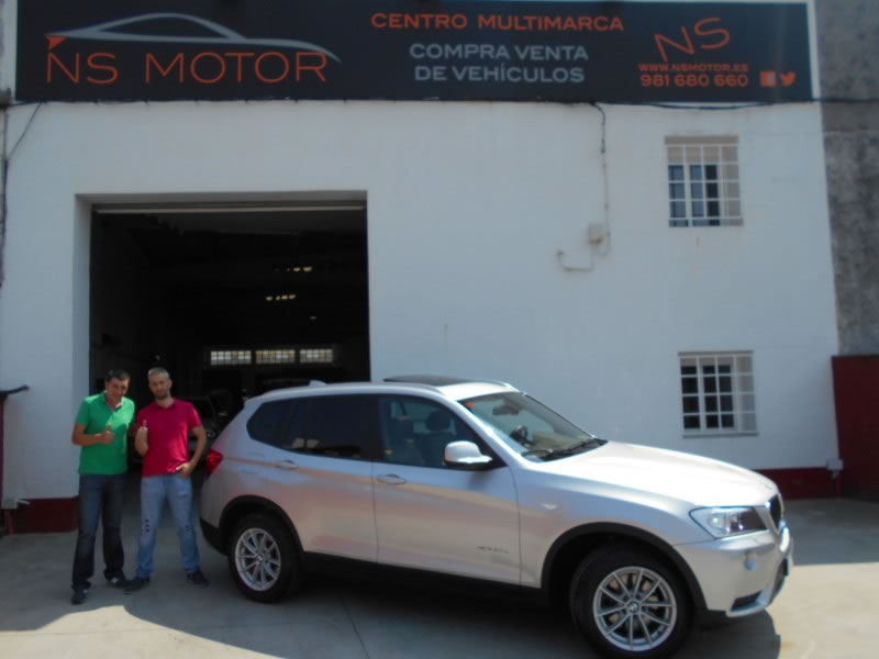 BMW X3  XDRIVE 20D 184 FULL