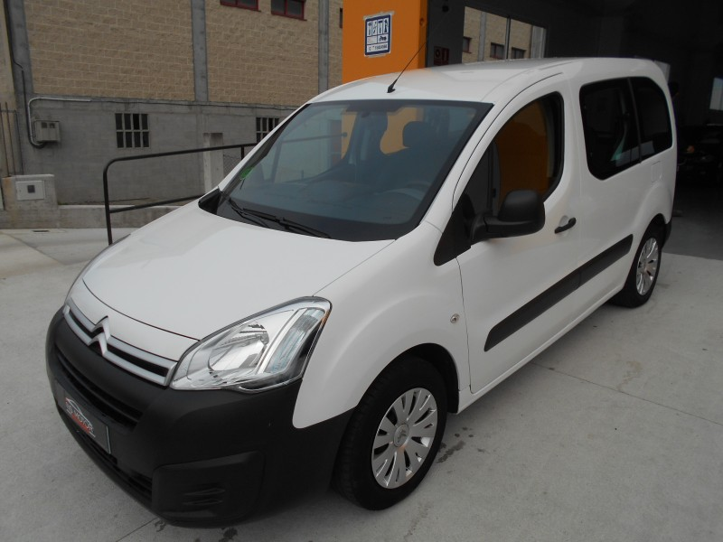 CITROEN BERLINGO  1.6 HDI 75CV MULTIESPACE