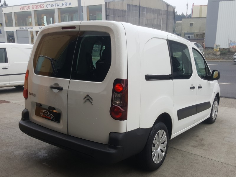 CITROEN BERLINGO 1.6 HDI 90CV EXTRALARGA