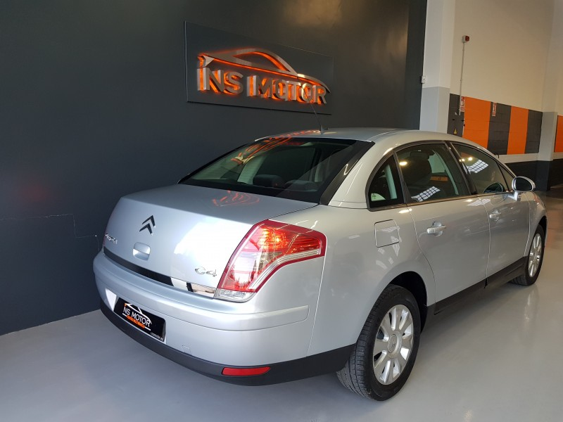 CITROEN C4 SEDAN 1.6 HDI 110CV FAP COLLETION