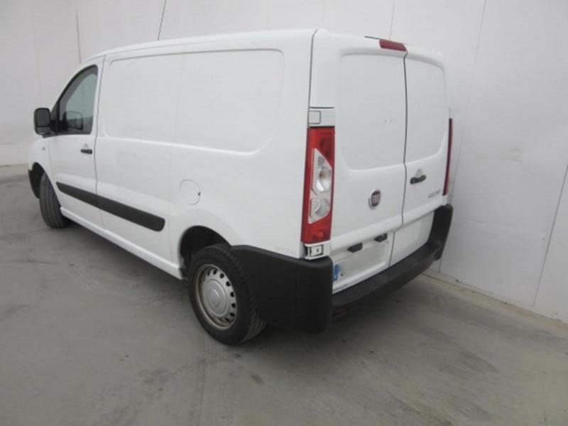 FIAT SCUDO 2.O JTD 130CV