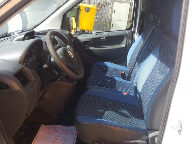 FIAT SCUDO 2.0 JTD 130CV DOBLE PUERTA LATERAL