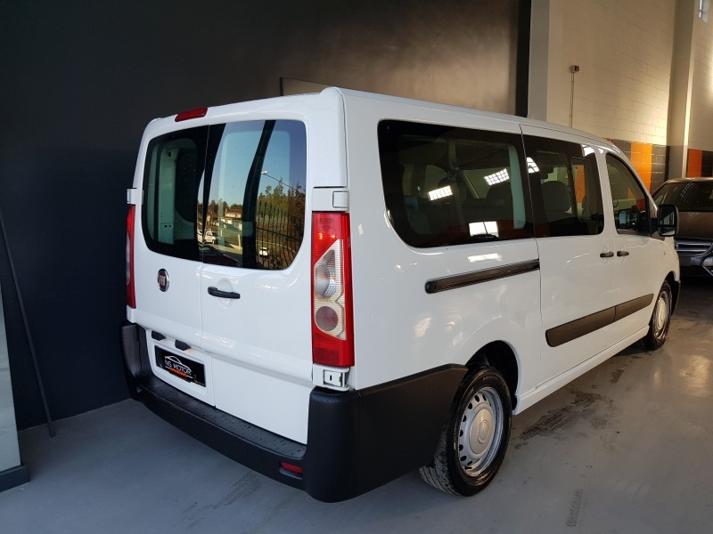 FIAT SCUDO 2.0 JTD MULTIJET 130CV 6 VEL 9 PLAZAS