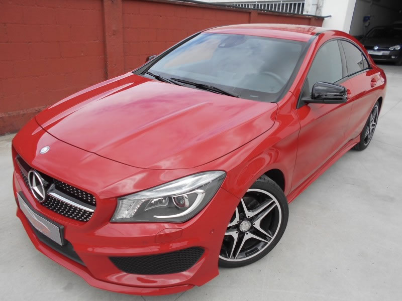 MERCEDES-BENZ CLA 220 CDI 7G PACK AMG FULL