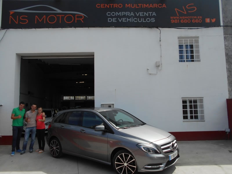 MERCEDES-BENZ CLASE B 180 SPORT FULL