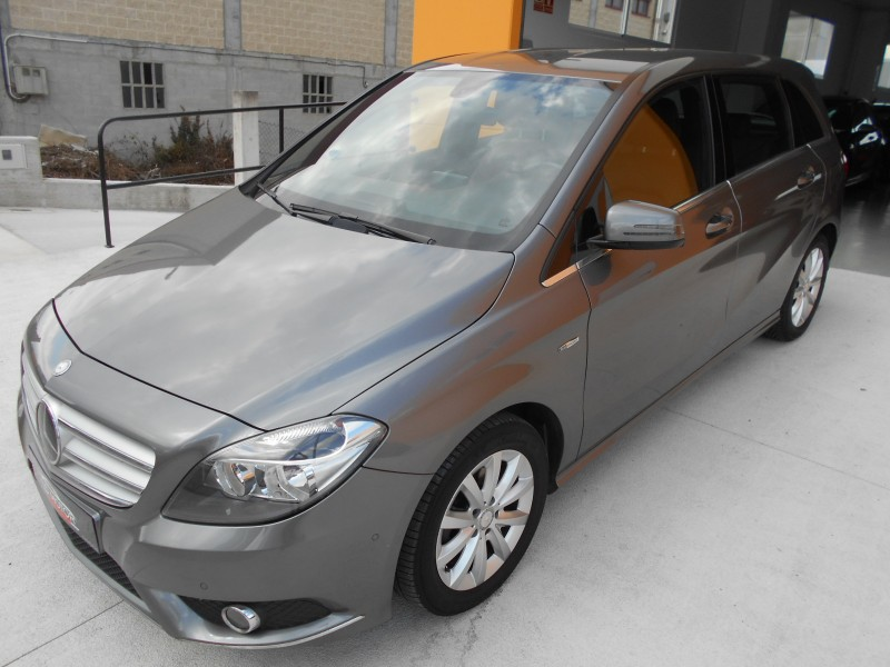 MERCEDES-BENZ CLASE B 180 CDI 109CV FULL