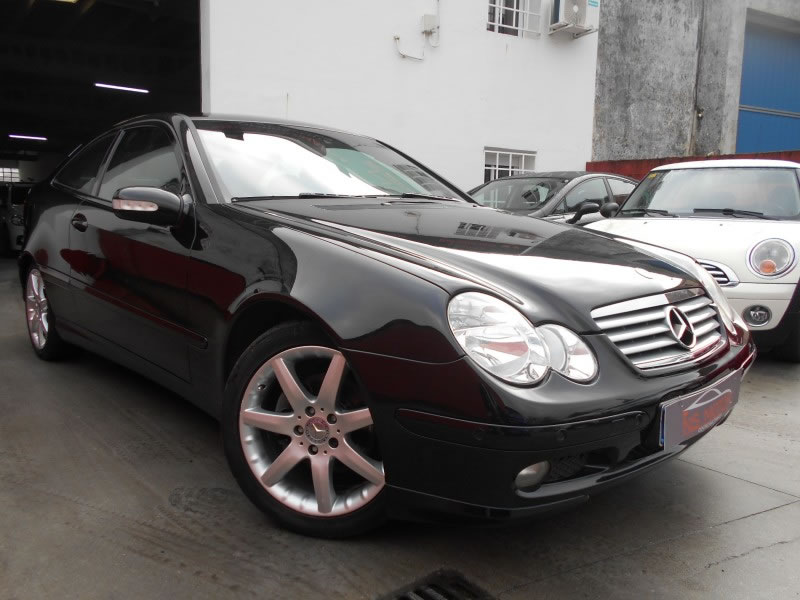 MERCEDES-BENZ CLASE C SPORTCOUPE 220