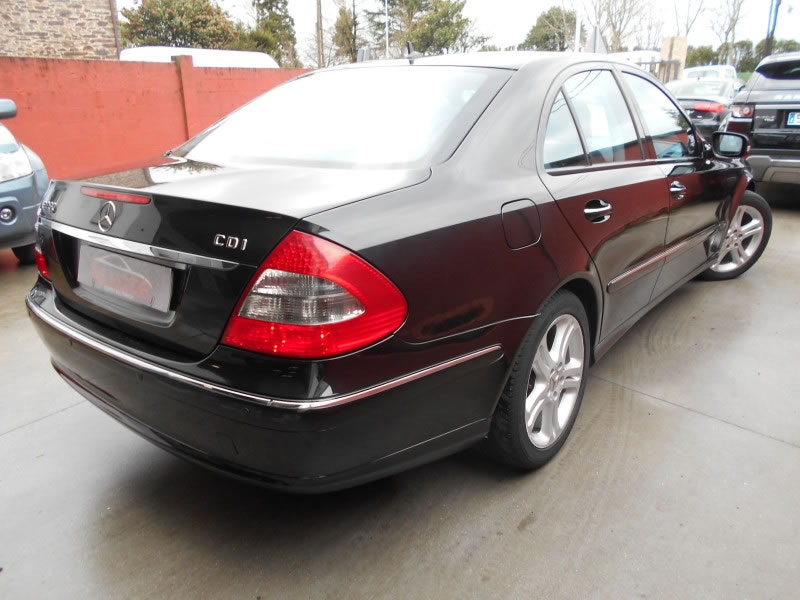MERCEDES-BENZ CLASE E 280 CDI FULL