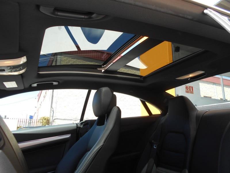 MERCEDES-BENZ CLASE E COUPE AMG 350 CGI 306CV