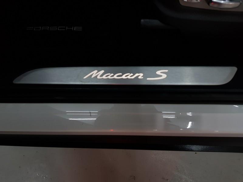 PORSCHE MACAN 3.0 V6 258 CV DIESEL FULL EQUIP