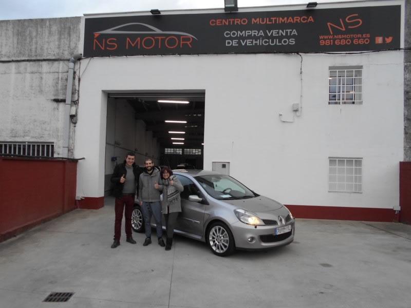 RENAULT CLIO SPORT 200CV