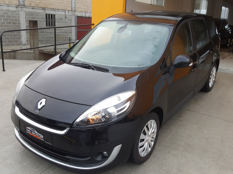RENAULT MEGANE GRAND SCENIC 1.5 DCI 110CV EXPRESSION 7 PLAZAS