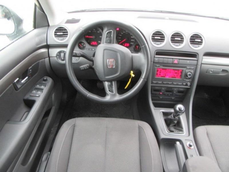 SEAT EXEO  2.0 TDI 120