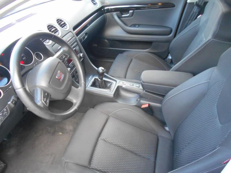 SEAT EXEO SW SPORT 2.0 TDI 143