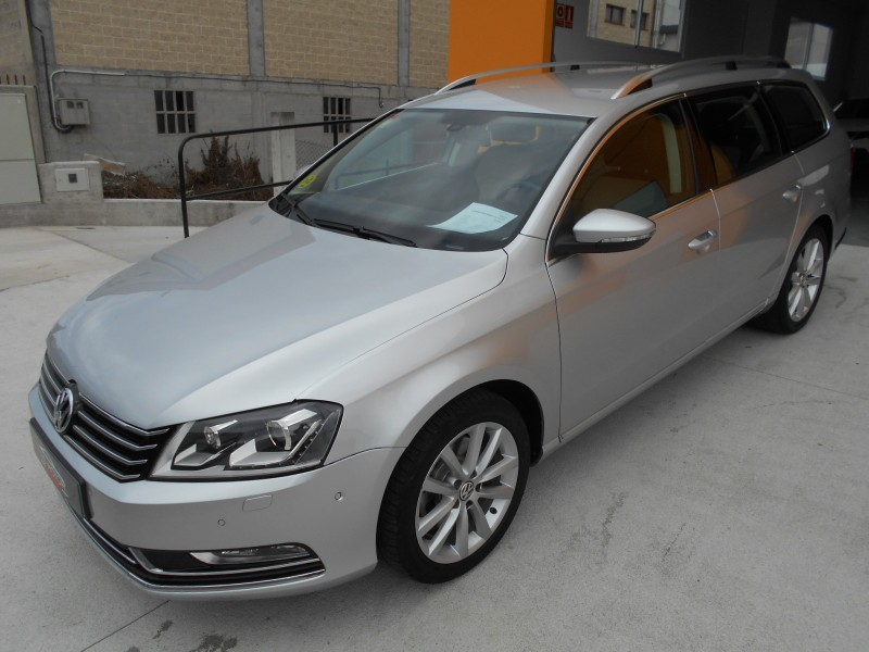 VOLKSWAGEN PASSAT  2.0 TDI 140 HIGHLINE FULL LEDS